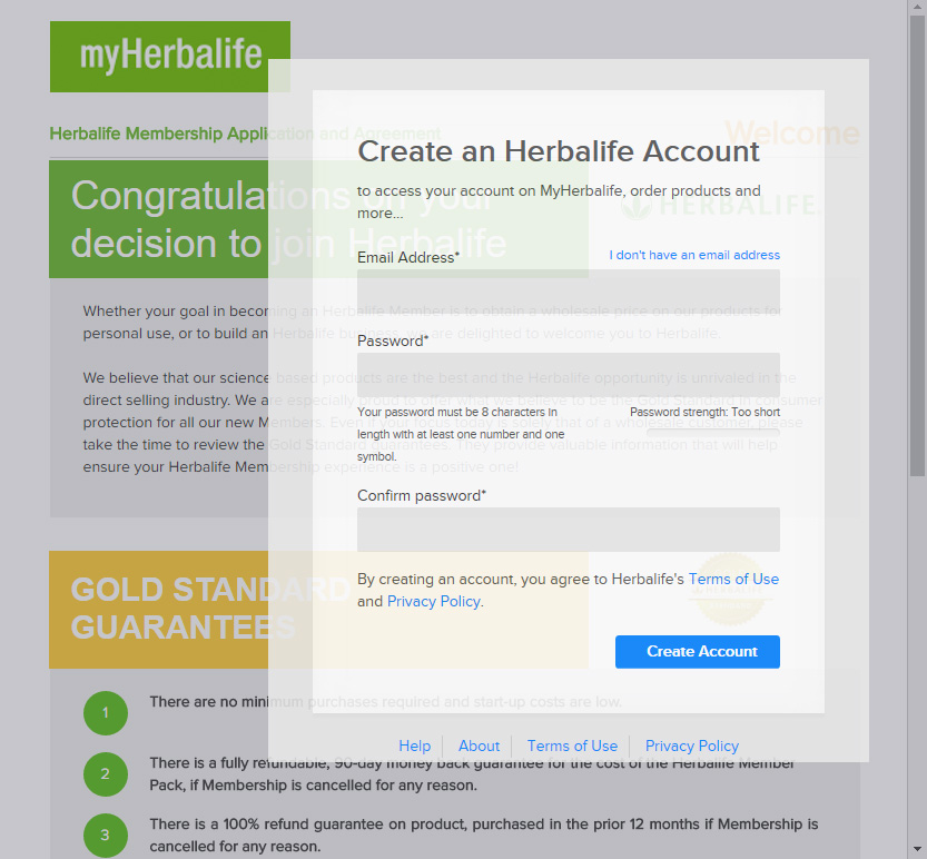 Herbalife - Italia - Home